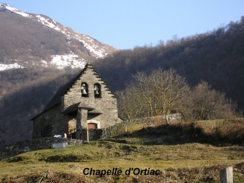 photo villelongue Chapelle d'Ortiac